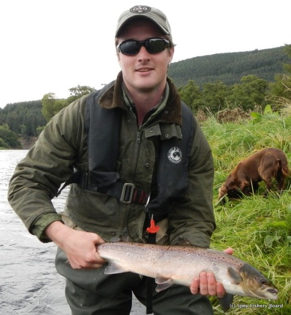 Another of the ten Charles caught Monday & Tuesday.