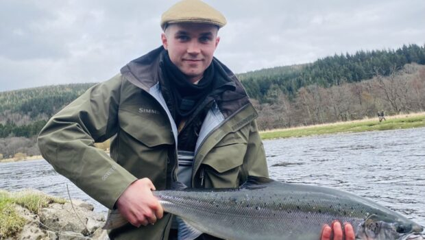 Week Commencing 5th April – Cold conditions but improved catches!